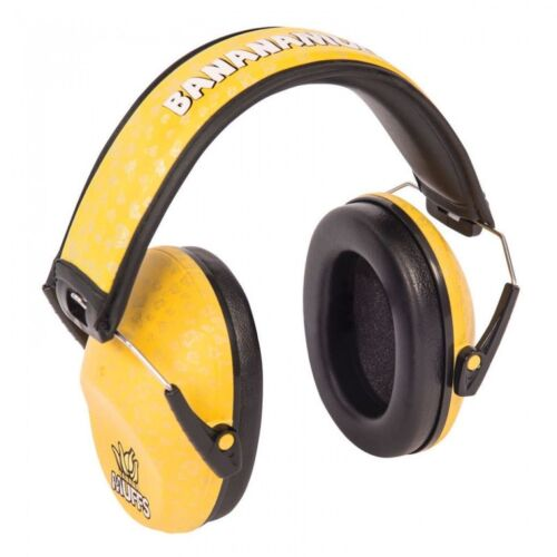 Thunderplugs Bananamuffs TPBM1 Childrens Ear Defenders Music Festival Protection