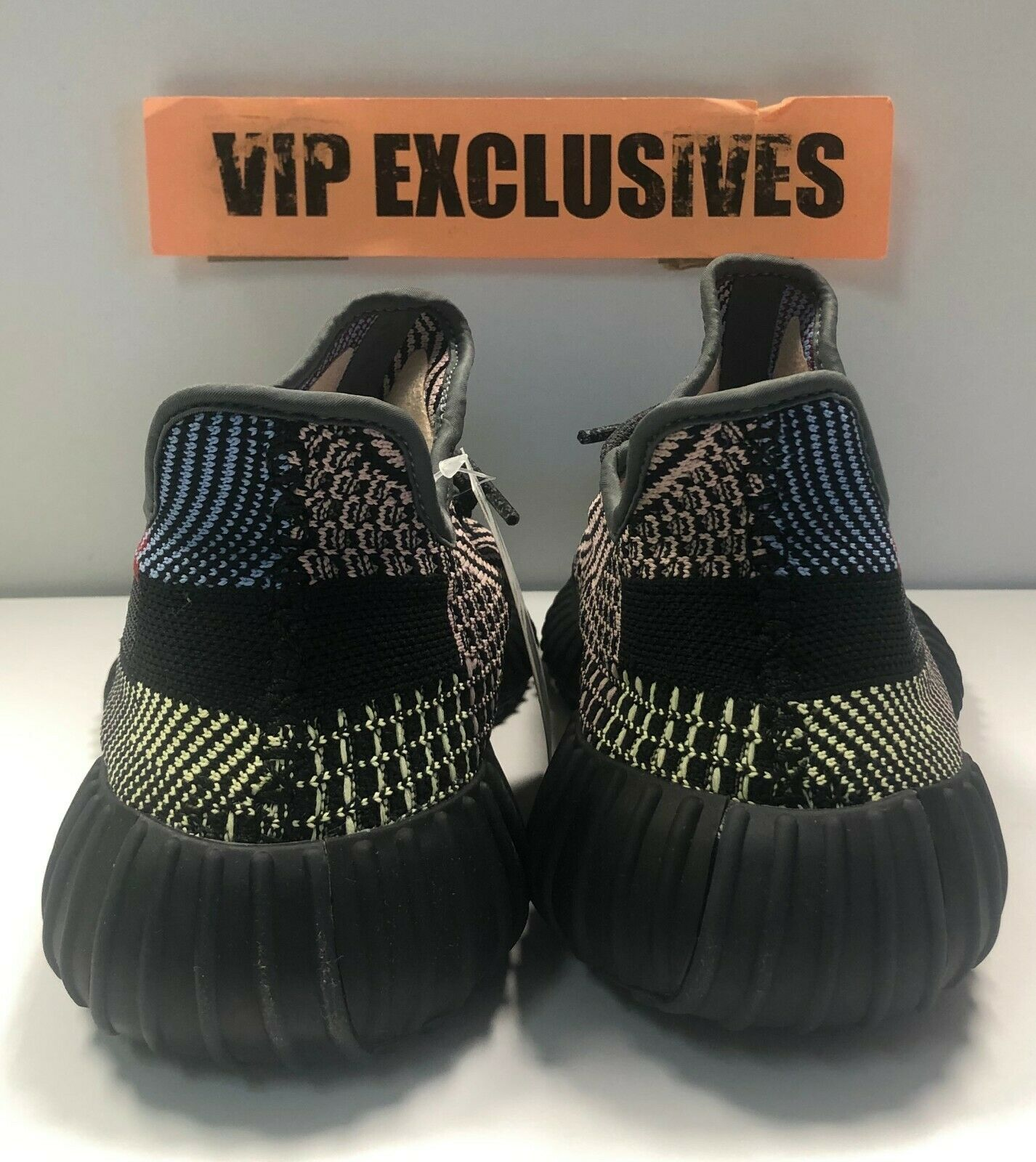 Details about Adidas Yeezy Boost 350 V2 Yecheil Black Non Reflective Kanye West FW5190 Size