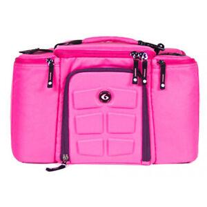Details About 6 Pack Fitness Innovator 300 Meal Management Bag Pink Purple