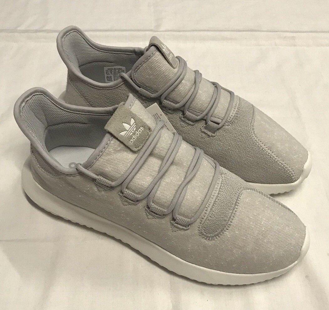 Adidas Tubular Shadow Trainers, Grey. BY3570