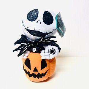 Animated Jack Halloween Prop Figure Nightmare Before Christmas NBX TESTED Works