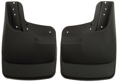 HUSKY Mud Guards Flaps for 03-10 FORD F350 Dually w//OE FENDER FLARES Front Rear