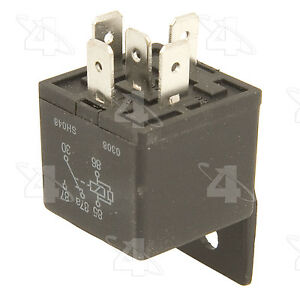 Details about A/C RELAY 5 PIN UNIVERSAL (NO40A-NC20A RL 250K CYCLES, on