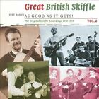 Great British Skiffle: Just About As Good As It Gets! by Various Artists (CD, Jan-2010, 2 Discs, Smith & Co.)