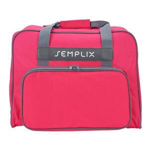 Semplix-Naehmaschinentasche-45x34x24-cm-stabile-Transporttasche-pink