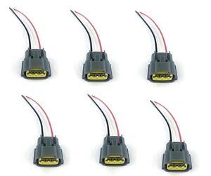 Stupendous Ignition Coil Pack Wiring Harness Connectors Fits Nissan Rb25De Wiring Cloud Inamadienstapotheekhoekschewaardnl