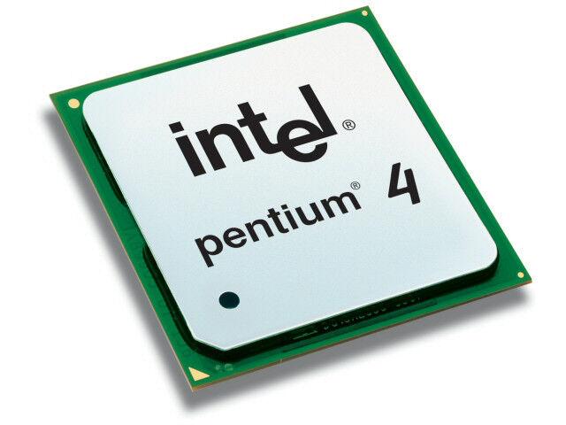 1x Intel Pentium 4 630 3GHz 2M 775 CPU procesador SL7Z9 775-Land FC-LGA4