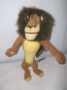 Madagascar Max Plush Doll