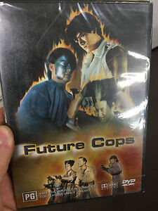 Future-Cops-brand-new-sealed-region-4-DVD-Street-Fighter-Andy-Lau-movie-RARE