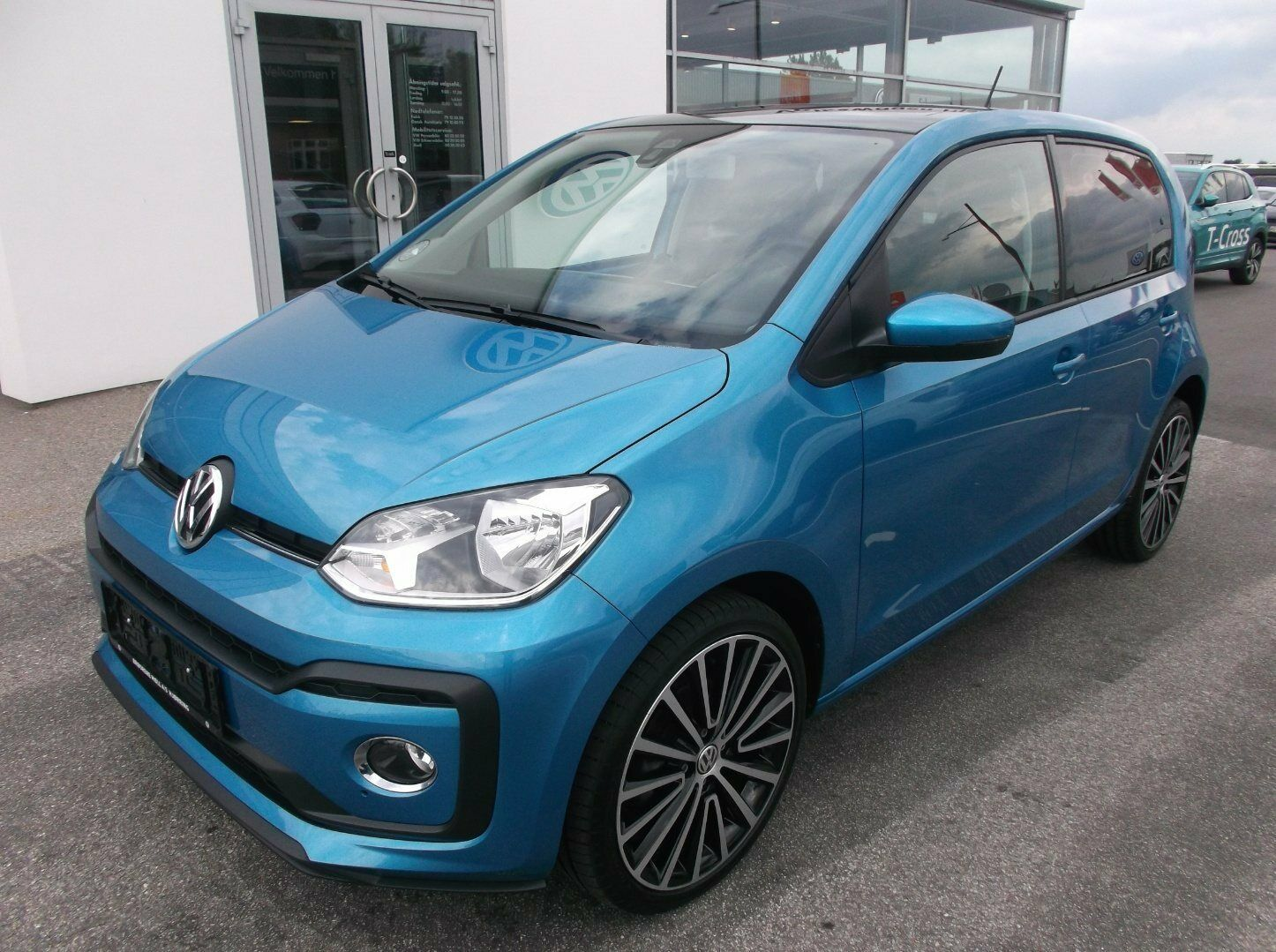VW Up! 1,0 TSi 90 High Up! BMT 5d - 150.000 kr.
