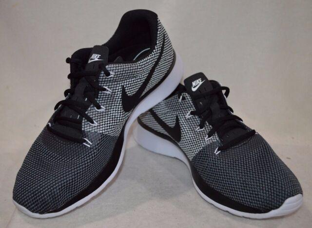 online retailer 05a11 c4fe8 Nike Tanjun Racer Grey White Black Men s Running Shoes-Asst Sizes NWB 921669
