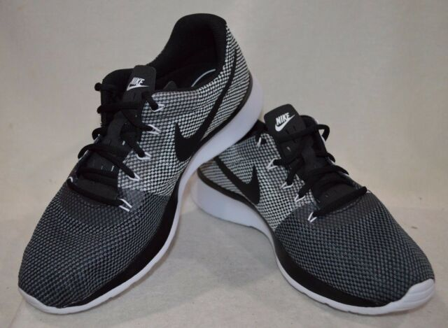af85e8486e0f0 Nike Tanjun Racer Grey White Black Men s Running Shoes-Asst Sizes NWB 921669
