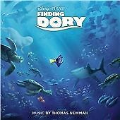 NEW/SEALED Thomas Newman - Finding Dory CD [Original Soundtrack OST] (2016) Nemo