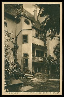 SchöN Ak Rothenburg Ob Der Tauber Alte Ansichtskarte Foto-ak Postcard Cx56 Ansichtskarten Sammeln & Seltenes