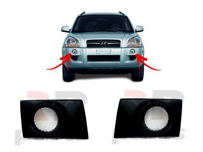 droit avec feu de brouillard Neuf Toyota Prius 04-09 Pare Choc Avant Calandre Paire gauche