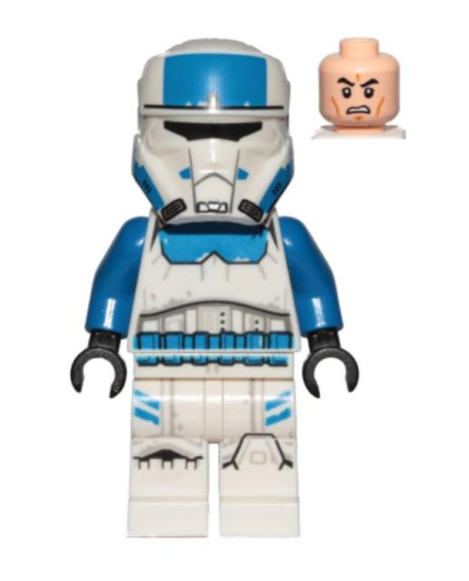 Lego Star Wars Imperial Transport Pilot Minifigure Darth Vader/'s Castle 75251