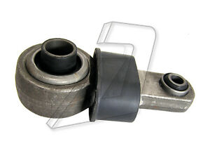PEUGEOT 306 REAR LEFT AND RIGHT SUBFRAME MOUNTING MOUNT BUSH PAIR