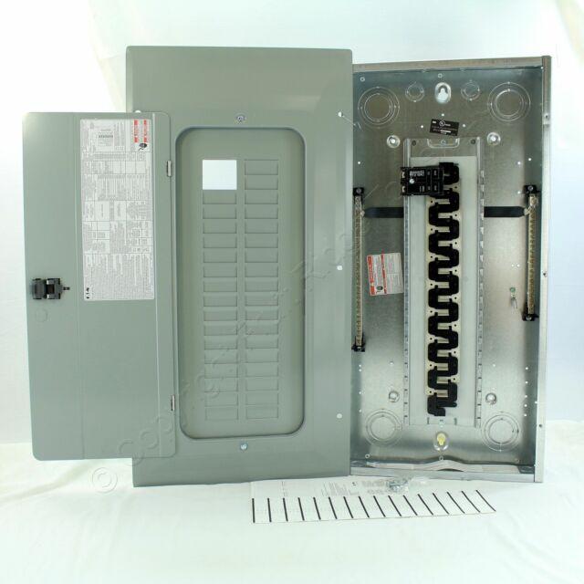 42 Space 3 Phase 200 Amp Main Breaker Panel Eaton Cutler Hammer 3br4242b200 For Sale Online Ebay