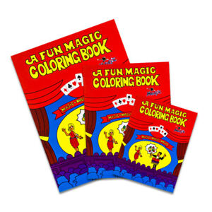 Details about Magic Colouring Book | Easy Trick | Children\'s Magic |  Eastenders **UK SELLER**