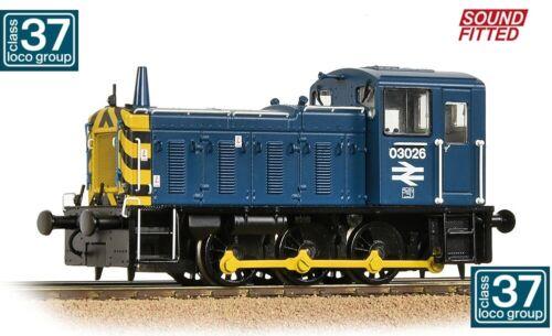 Bachmann 31-368DS Class 03 03026 BR Blue