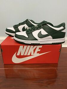 Nike Dunk Low Spartan Green Men's DD1391-101 Size 9.5 Authentic New🔥Ships Now🔥