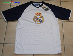 Real Madrid T-Shirt Fanshirt Trikot Fußballshirt Fußballtrikot Fantrikot A