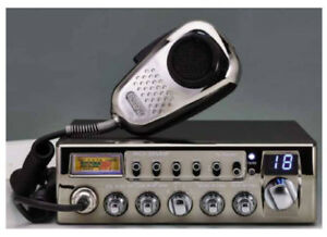 RCI-69VHP 80 Watts SSB//AM//FM//CW 10 Meter Mobile Amateur Transceiver