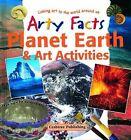 Planet Earth & Art Activities by John Cooper (Hardback, 2002)