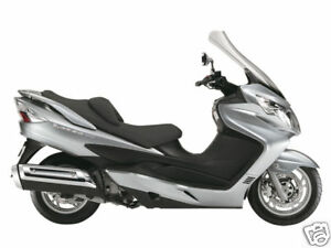 Details about SUZUKI TOUCH UP PAINT AN400 BURGMAN 07 OORT GREY MET