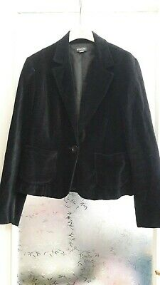 wholesale dealer a2f12 6bc19 Giacca donna nera Oviesse tg 46 | eBay