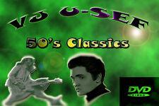 50's Classics Music Videos * Volume 2 * Little Richard Ray Charles Chuck Berry