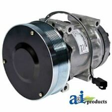 86993463 Fits Case Ih Ford Compressor Ac With Clutch