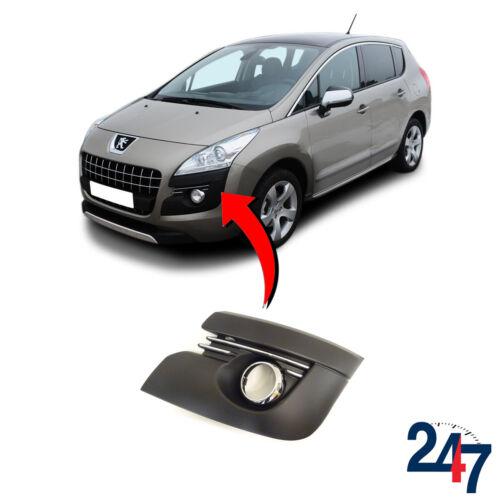 Neuf Peugeot 3008 2009-2016 avant Pare-Choc Angle Contour Phare Anti