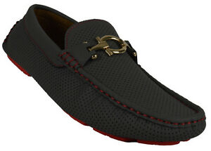 men's giovanni casual shoe driving moccasin wedding formal