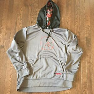 And1-Basketball-Hoodie-Mens-Size-L