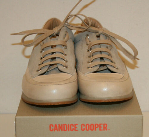 Gr Candice Taupe 40 Gelocht Sneaker Cooper OwwpqY6
