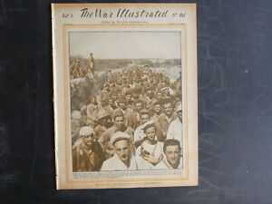 1943-THE-WAR-ILLUSTRATED-VOL-7-161-SICILY-PRISONERS