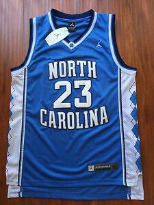 jordan 23 north carolina jersey