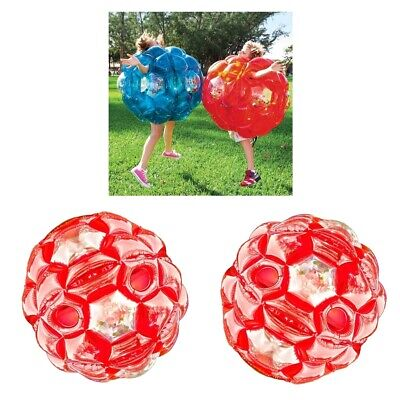 Aufblasbarer Bubble Zorb Ball Fußball Bumper Human Activity PRO 60 /& 90cm