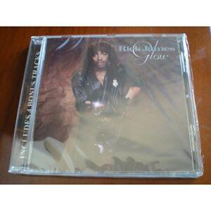 CD-Album-Rick-James-Glow-1985-New-Neuf-S-S-Sealed