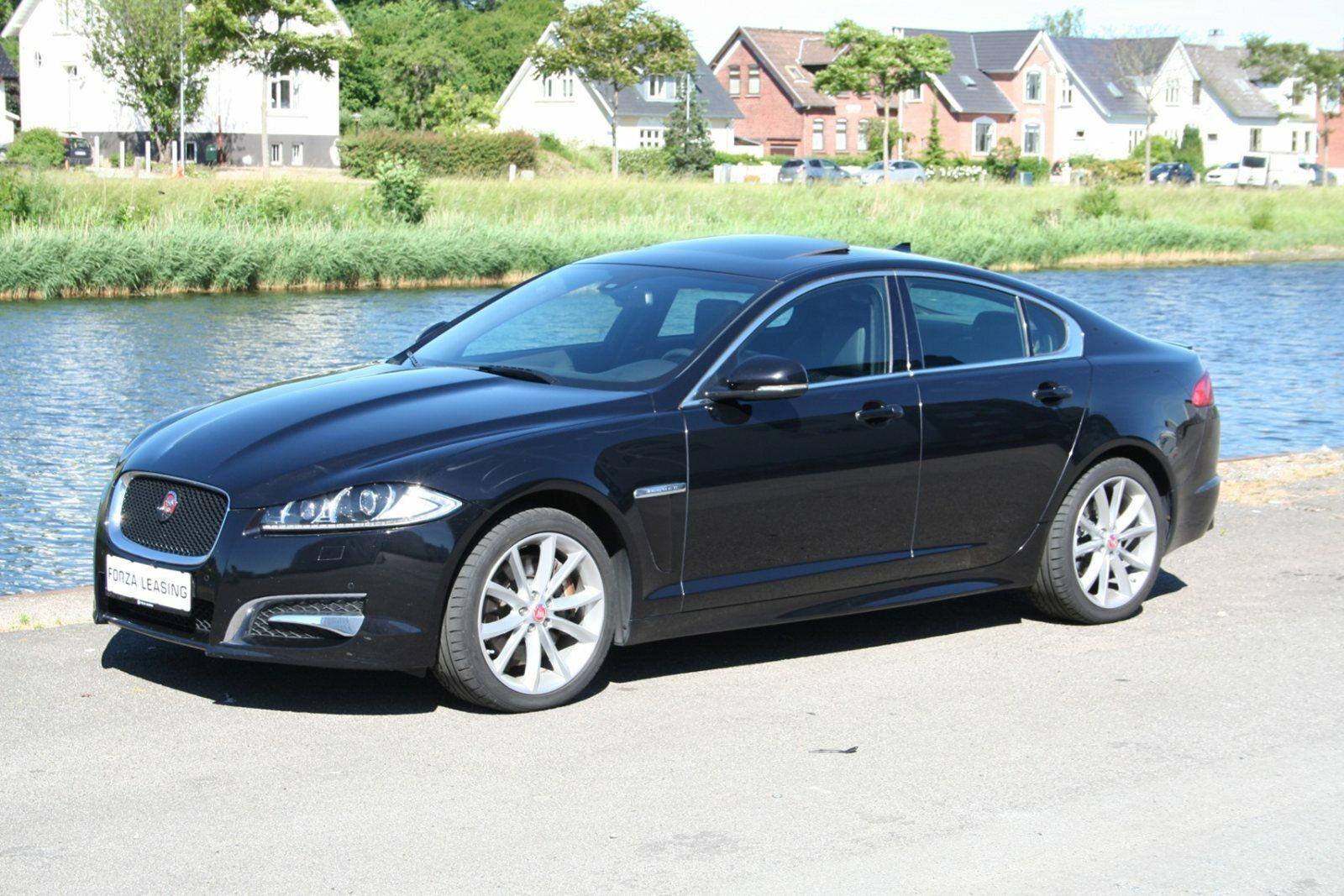 Jaguar XF 3,0 S/C Luxury aut. AWD 4d - 2.900 kr.