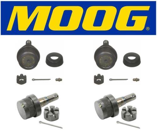Moog Upper /& Lower Ball Joints Fits Jeep Grand Cherokee Wrangler
