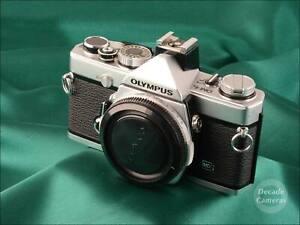Olympus OM1n 35mm Film Camera  - Excellent - 1316