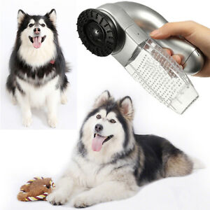 Cat-Dog-Pet-Hair-Fur-Remover-Shedding-Grooming-Brush-Comb-Vacuum-Cleaner-Trimmer