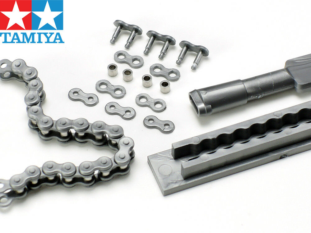 Tamiya 1 6 Link-Type Motorcycle Chain