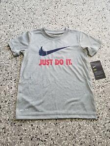 645a9bf3 New Nike Dri Fit Kids Boys Short Sleeve