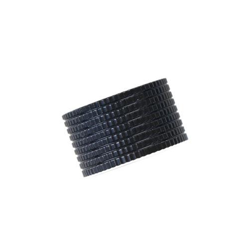 Dia Aluminium noir Rotatif De Contrôle Potentiomètre Knob 25 mm x 15.5 MODUS
