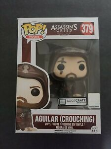 Funko POP movies Assassin's Creed Aguilar (Crouching) 379 LootCrate Exclusive