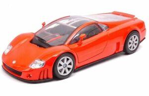VW Volkswagen Nardo W12 Show Car - orange - MotorMax 1:18