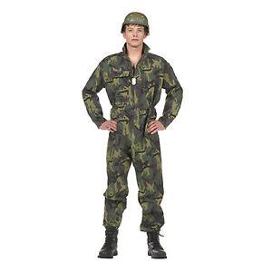 Teen Commando Boys Halloween Costume